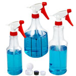 Trigger Sprayers, Bottles & Bottle Caps