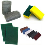Utility Pads, Scouring Pads and Sponges