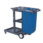 Janitor Carts and Collector Trucks