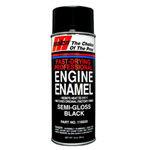 Semi-Gloss Black Engine Enamel