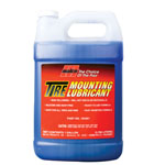 Tire mounting Lubrication