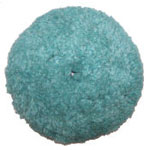 Green Blended Wool Finishing Pad