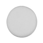 Round Wax Applicator Pad