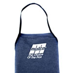 Denim Clean-Up Apron