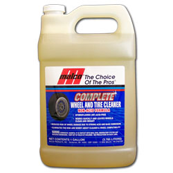 Complete Wheel and Tire Non-Acid Cleaner