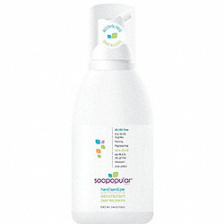 Soapopular Alcohol-Free Hand Sanitizer - Foam